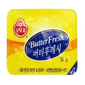 [오뚜기] 버터후레시 10G