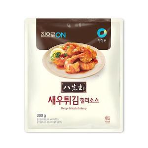 [대상] 청정원 팔선생 새우튀김 칠리소스 300g