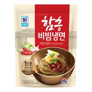 [대림선] 대림선함흥비빔냉면 220g(1인분)