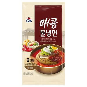 [대림선] 매콤물냉면 730g(2인분)