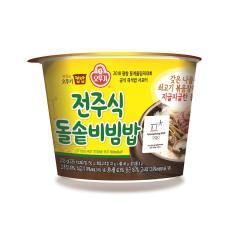 [오뚜기] 맛있는 오뚜기 컵밥 전주식 돌솥비빔밥 233G