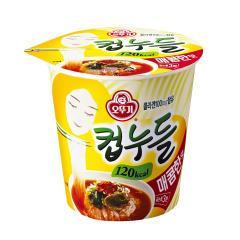 [오뚜기] 컵누들 매콤한맛 컵 37.8g*15개( 1box)
