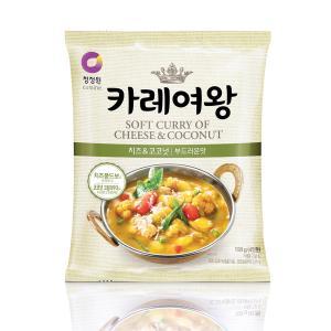 [대상] 카레여왕 치즈크림108g