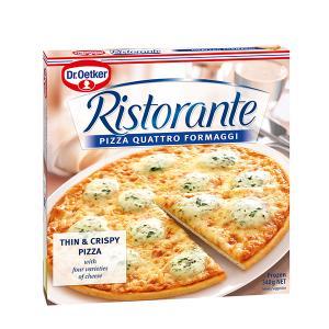 [동서] 닥터오트커 리스토란테 콰트로치즈 피자 340g