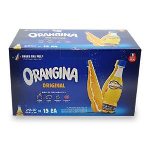 코코매입) 오랑지나 탄산음료 420MLX15병