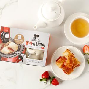 [삼립] 딸기필링파이_460g