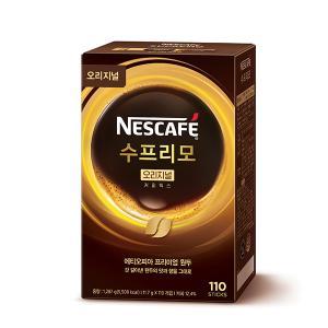 [네슬레] 수프리모 믹스 오리지널 110T