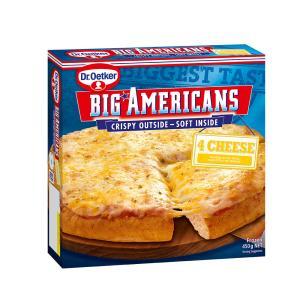 [동서] 닥터오트커 빅아메리칸즈 포치즈 피자 450g