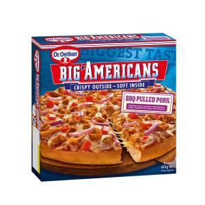 [동서] 닥터오트커 빅아메리칸즈 BBQ 풀드포크 피자 420g