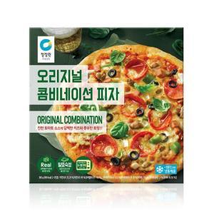 [대상] 오리지널 콤비네이션 피자 360g