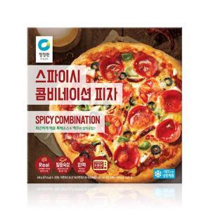 [대상] 스파이시 콤비네이션 피자 340g