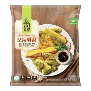 [사옹원] 튀김공방 모둠튀김_350g