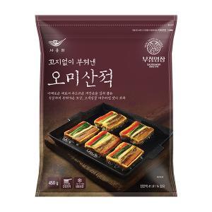 [사옹원] 부침명장 오미산적_450g