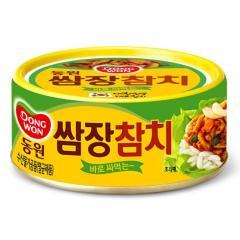 [동 원] 쌈장참치 100g*3