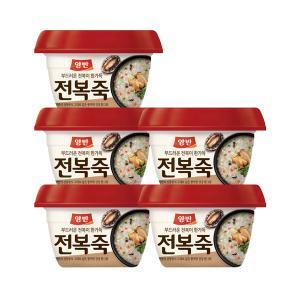 [동원] 양반 전복죽 285g*5개