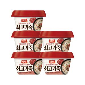 [동원] 양반 쇠고기죽 285g*5개