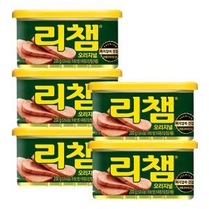 [동원] 리챔 200g*5캔