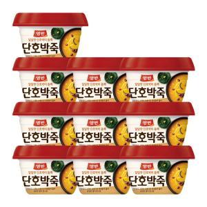[동원] 양반 호박죽 285g*10개