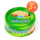 [동원] 황다랑어 올리브유 참치 150g*5캔