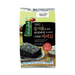 [풀무원]들기름을 섞어 바삭바삭 고소하게 튀겨낸 식탁김 20gx30개 / 무료배송