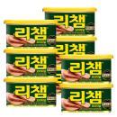 리챔 200g*8캔-(짜지않아 더욱 맛있는~)