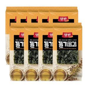 [동원] 양반 들기름김 식탁김 10매*9봉