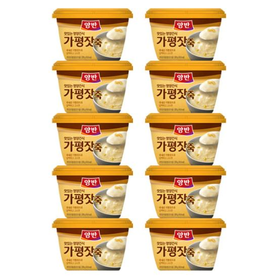 [동원] 양반 가평잣죽 285g*10개