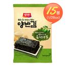 [동원] 양반 올리브김 전장김 5매*15봉