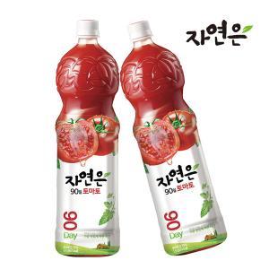[웅진]자연은 토마토 1.5ℓ×12 PET