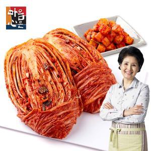 이종임의 명품 포기김치 5kg + 깍두기 3kg/ 무료배송