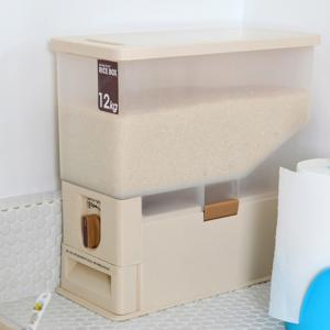 [STORYG] 씽크인 편리한 스윙레버 계량쌀통(12kg)