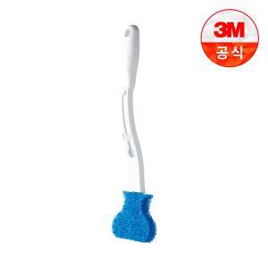 [3M] 일회용 변기솔 크린스틱 핸들+리필1개
