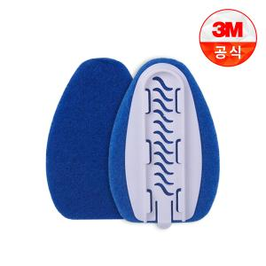[3M] 리필-흡집방지헤드(대형다용도브러쉬용)