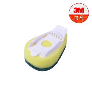 [3M] 리필-강력크리닝헤드 2개(핸디브러쉬용)
