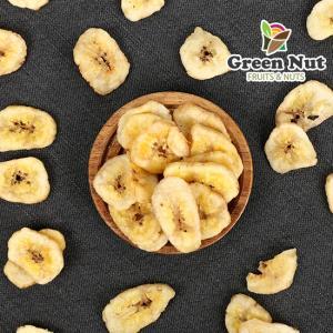 [그린너트] 바나나칩 300g  바삭바삭 맛있는 바나나칩