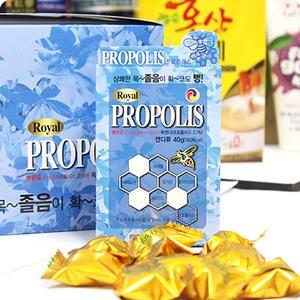프로폴리스목캔디(페퍼민트) 40g