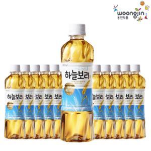★브랜드특가/무료배송★[웅진]하늘보리500㎖PET ×6×2 (12개)