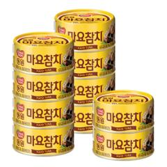 [동원] 마요참치 100g*10캔