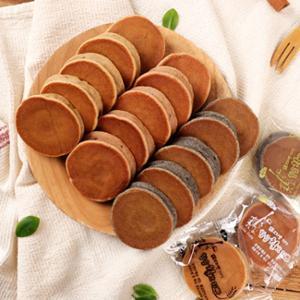 [황금보리] 순수 국내산 보리로 만든 찰보리빵 30개입 (개당30g) / 무료배송