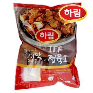 하림 IFF 정육(1) 1kg / 닭다리살 닭갈비 주재료