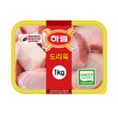 하림 냉장 닭도리육 1kg