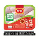 [하림] 자연실록 껍질있는 닭다리살 정육S/O 350g
