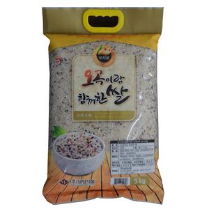 오곡이랑 함께함 우리쌀 5kg
