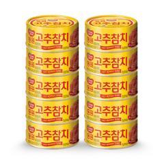[동원] 고추참치 150g*10캔