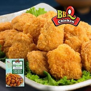 ★런칭기념 55%★ [BBQ] 비비큐 통살 치킨 크래커 300g