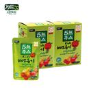 [자연원] 5무 주스 키즈 100% 유기농 과일야채 100ml