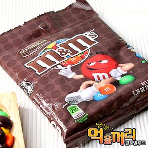 [글로벌푸드]엠앤엠 초콜릿 (밀크) 150g