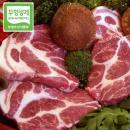 [무항생제] 자연n포크 돼지고기 목살(구이용) 500g