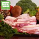 [무항생제] 자연n포크 돼지고기 삼겹살(구이용) 500g