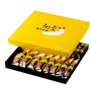 [신라명과][첫눈愛바나나]16개세트(대)+쇼핑백 / 첫눈애바나나